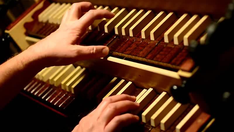 727 J S Bach Miscellaneous chorale preludes Herzlich thut mich verlangen BWV 727 Riccardo C M Maccarrone