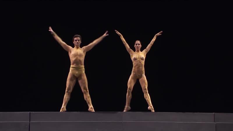 A. Ponchelli - La Gioconda 'Danza delle ore' [Choreography - Gheorghe Iancu] - Letizia Giuliani Angel Corella