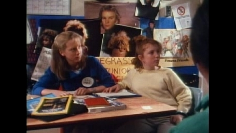 Ru Degrassi Junior High 1x10 Smokescreen