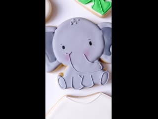"""Печенье """"слоник"""", украшение глазурью. / наша группа в  """"торты на заказ. мировые шедевры""""."""