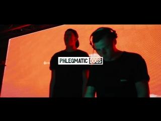 Phlegmatic dogs @ wax motif @ bass in yo' face