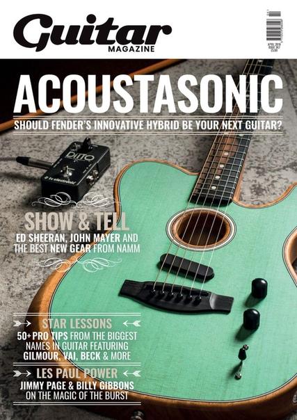2019-04-01 The Guitar Magazine