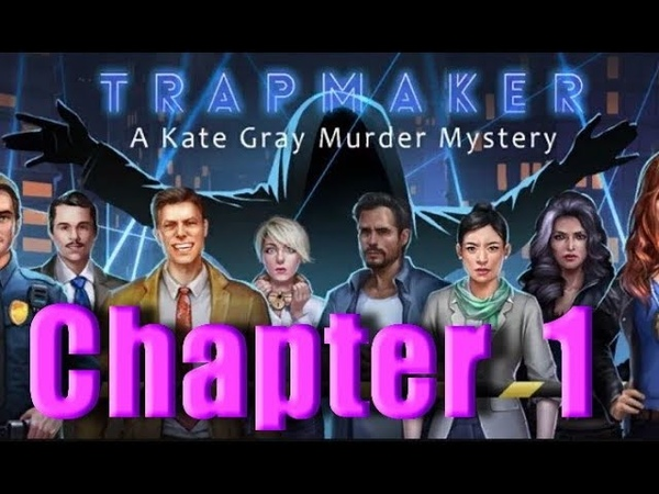Adventure Escape Mysteries TRAPMAKER Chapter 1