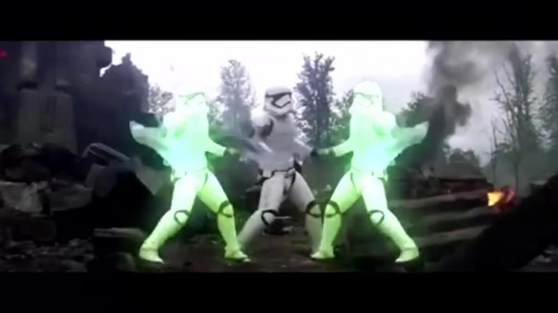 Tr-8r - Call on me - Star Wars [1час]