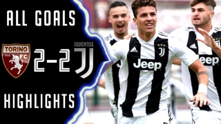 Torino Juventus U19 2-2 Sintesi e Gol - Highlights - HD DERBY *CAMPIONATO PRIMAVERA*