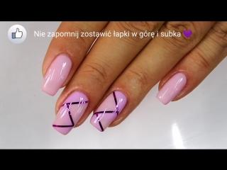 """МК по дизайну ногтей гель-лаками """"Нежный маникюр""""   Cuccio Veneer"""