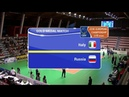 Final Italy Russia U19 CEV Volleyball