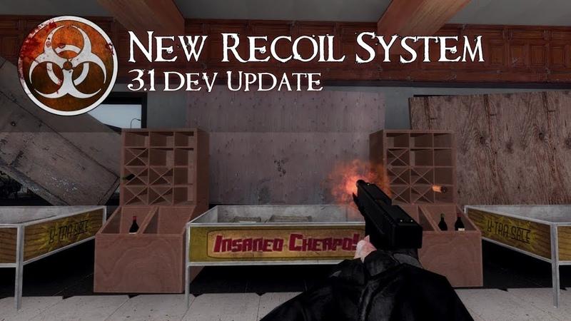 New Recoil System | ZPS v3.1 Highlight (WIP)