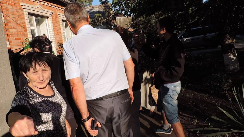 Незаконное отрезание труб газопровода у гражданина СССР 17 09 2018г