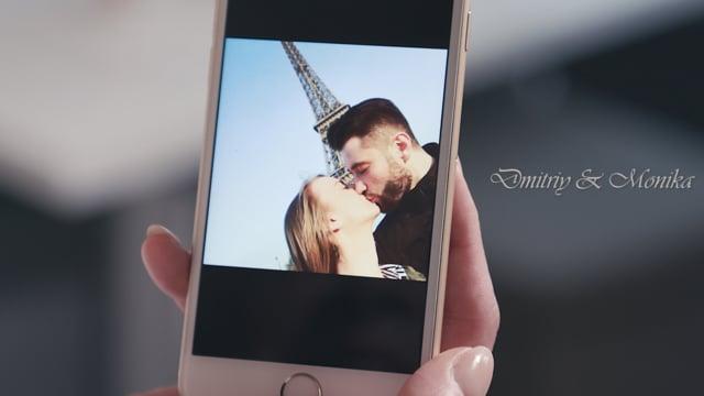 M D Hochzeitsvideo aus Offenburg