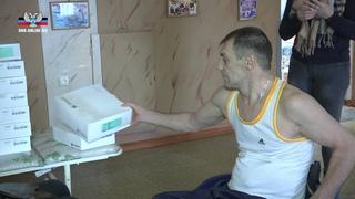 Пациентам Республиканского реабилитационного центра передана гуманитарная помощь из России