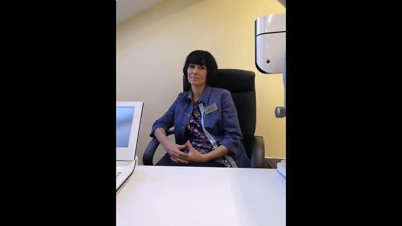 Что делать если глаза имеют разное зрение отвечает врач клиники ГлазЦентр Шаброва Ирина Фаритовна
