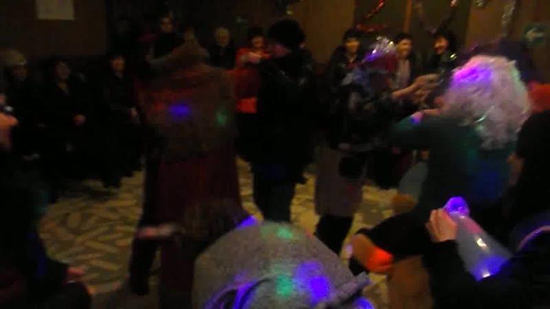 Новогодний Бал-Маскарад 2019г. Малоустьикинский СДК.(6)
