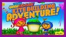 Команда Умизуми - Приключенческий Туризм   Учим Цвета, Учим Цифры, Учим Фигуры для Детей