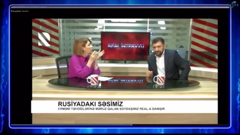 Tebiiki Azerbaycanin Rusyada sesi Azerbaycanlilarin dayagi