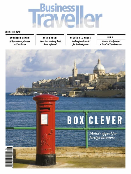 Business Traveller UK 06.2019