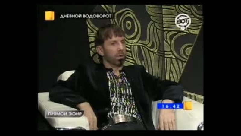 ЮРИЙ БАЛАДЖАРОВ НА ТЕЛЕКАНАЛЕ ВОТ