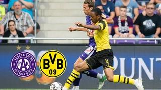 Austria Wien - BVB (0:1) | Alle Highlights| Wer schießt das erste Tor der Saison?