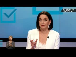 Речь Порошенко после дебатов с Зеленским на украинском телевидении  LIVE