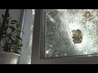 Украинские террористы обстреляли Горловку