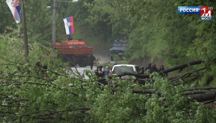 Вести.Ru: Опубликованы кадры избиения российского дипломата косовским спецназом