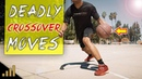 3 Simple DEADLY Crossover Moves To Get By Your Defender EVERY TIME