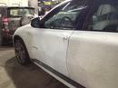 Наши работы по BMW X6 : Кузовной ремонт передней левой двери с покраской БМВ Х6.