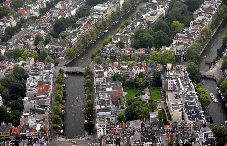 Амстердам. Каналы северной Венеции, изображение №6