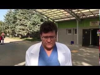Главный врач Республиканской детской клинической больницы рассказал о состоянии пациентов.