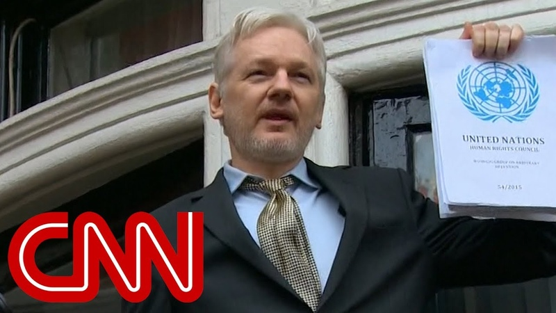 Julian Assange could be expelled from Ecuadorian Embassy