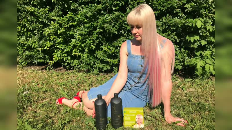 Екатерина Павлова (Ульяновск) о G.Hair и Arganplex от Inoar | J Academy