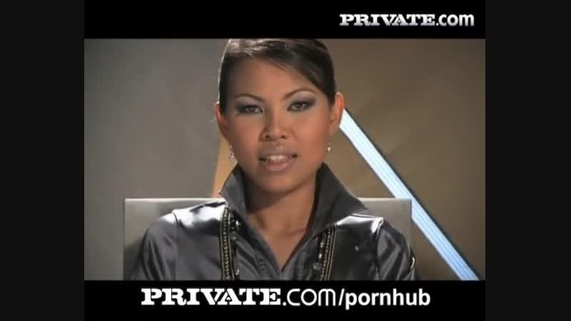 Private Pearls Asian Sai Tai Tiger in the Pornolympics TV News