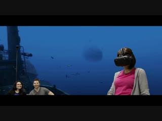 Первый опыт в виртуальной реальности