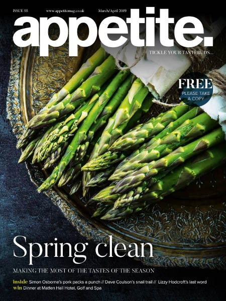 Appetite. Magazine-March April 2019