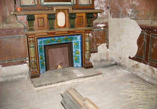 Что же нашли в доме который не открывали 100 лет?