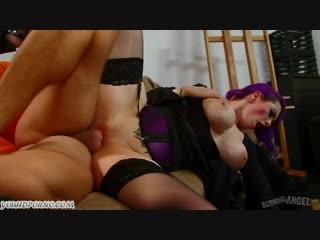 Elvira Mistress Of The Dark Porn.Косплей.Cosplay. (720p)