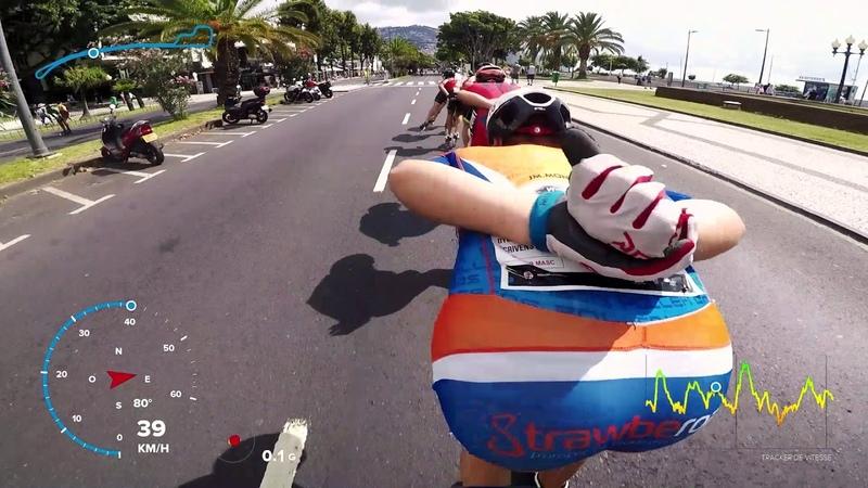 Biosfera roller skate marathon pascal briand vlog 182