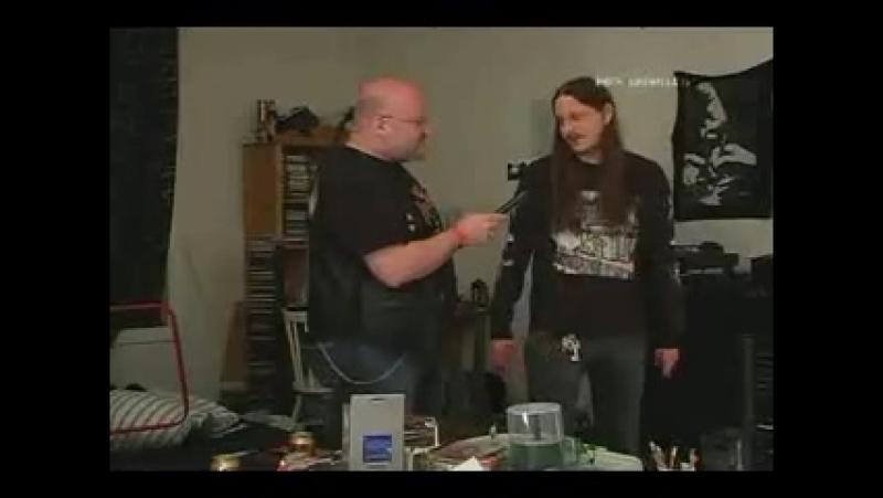 Интервью с Фенризом из Darkthrone