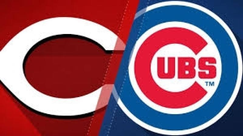NL 23 08 2018 CIN Reds @ CHI Cubs 1 4