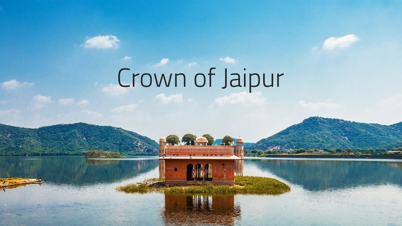 Crown of Jaipur Jaipur in Two Minutes Hyperlapse