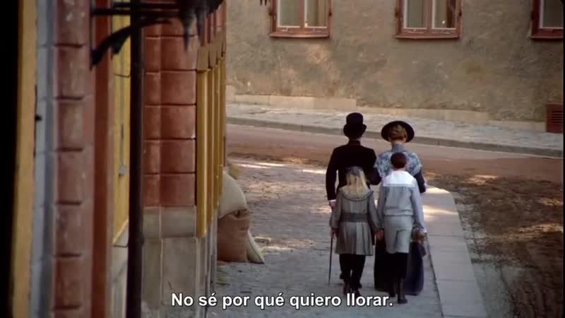 Fanny y Alexander - Ingmar Bergman (1982) VOSE