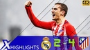 Real Madrid vs Atletico Madrid 2 4 Highlights Goals Resumen Goles UEFA Super Cup 2018 UHD 4K