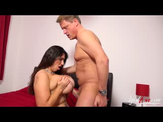 Josephine James With Big Tits Fucking With Marc Kaye [Old Young, Milf, Mature, Hardcore, Big Tits, BBW, 2160p]
