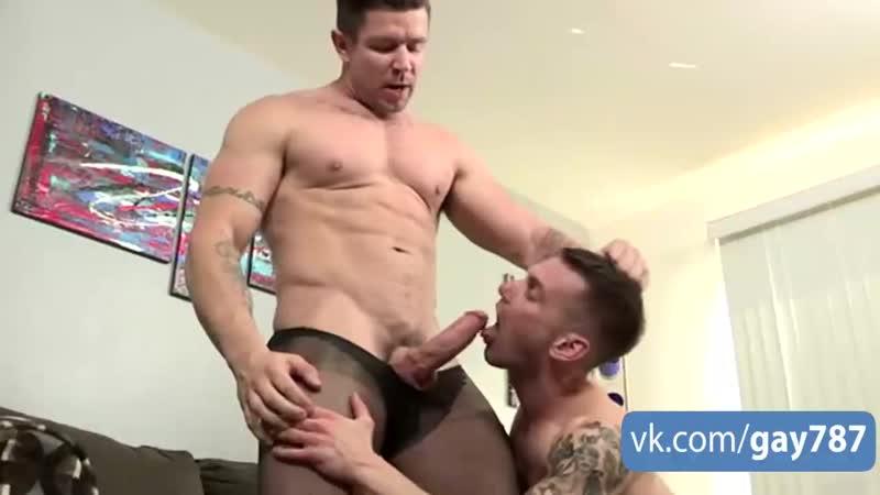 Порно Геев Отчим Огромный Член