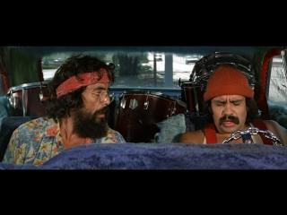 18+ Укуренные Криминальная наркотическая комедия,1978,  HDTV, 1080i П.Гланц КИНО ФИЛЬМ LIVE
