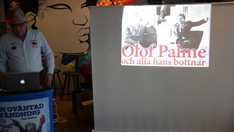 Sanningen om Olof Palme - Claes Hedberg
