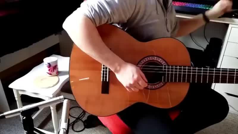 Испанская гитара (тема Хисоки)