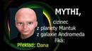 Výběr informací ze setkání s Mythim, cizincem z planety Mantuk z galaxie Andromeda. 1. část