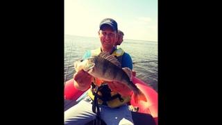 В погоне за удовольствием  !!!! Рыбалка на лайт 2-9 гр .Окуни и судачки !!!