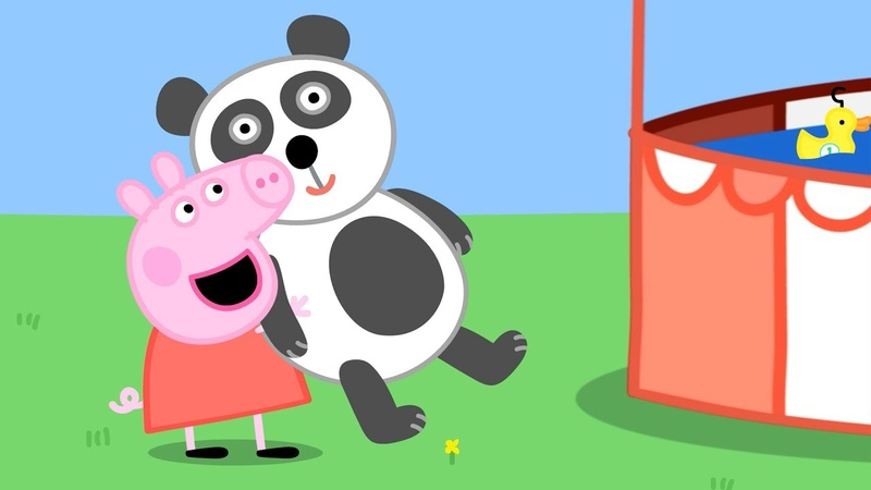 Peppa Pig Français   3 Épisodes   La Fête Foraine   Dessin Animé Pour Enfant